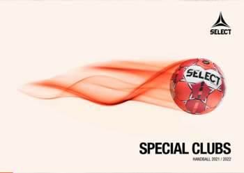 Catalogue Select Handball